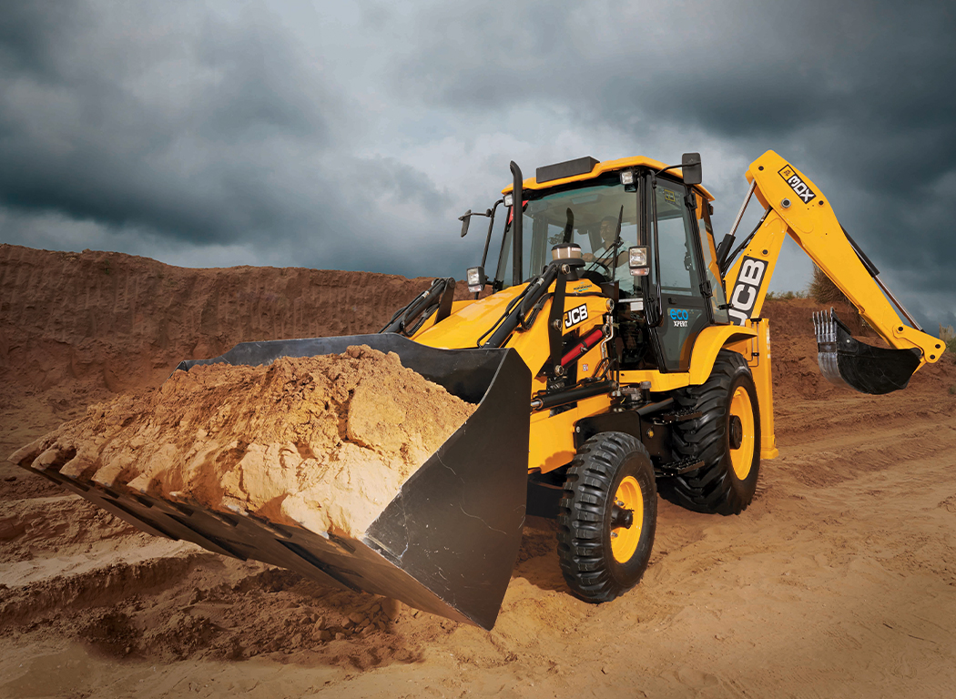 JCB Fuel Efficiency
