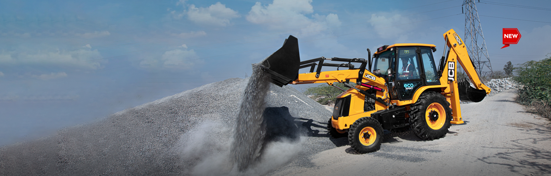 JCB 3DX PLUS Jhansi